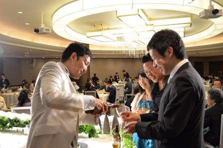 松岡結婚式3