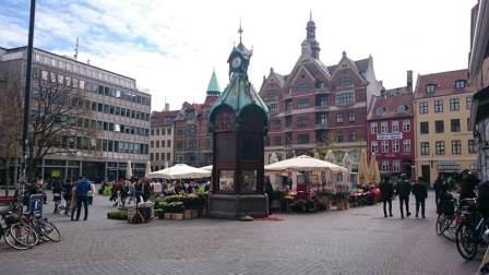 コペンハーゲン風景