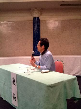 第2回山梨周術期体液管理セミナー久米先生