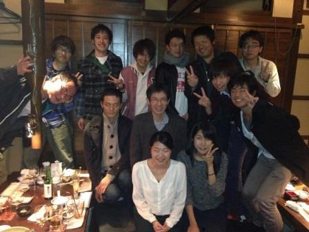 松川先生スモールクラス2014.11
