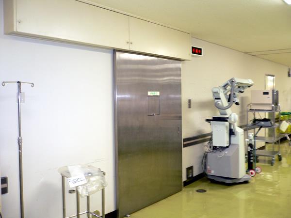 手術室の様子4